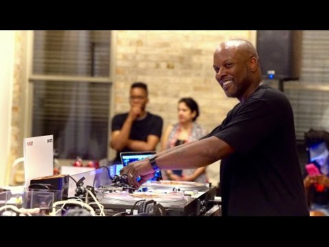 DJ Jazzy Jeff PLAYLIST RETREAT