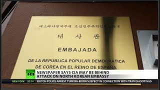 CIA agents caught in embassy break-in
