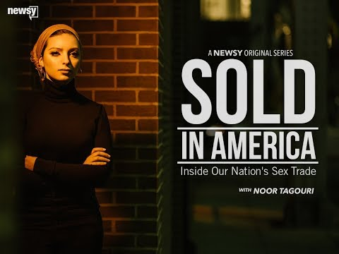 """Sold in America,"" a new documentary series launching on Sunday, Feb. 18, from next-generation national news network Newsy, focuses on sex trafficking in America."
