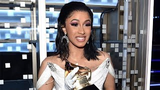 Cardi B Deletes Her Instagram After GRAMMYs Drama