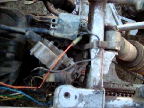yamaha warrior wiring diagram    yamaha    blaster tors system removal how to youtube     yamaha    blaster tors system removal how to youtube