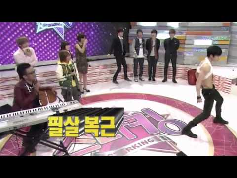 [ X-5 ] Ghun dancing to Love Song by Rain