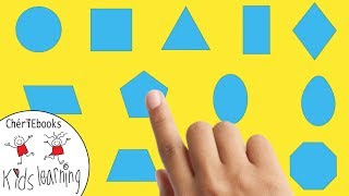 Learning Shapes with Montessori | Shapes Compilation | Best eLearning for Kids