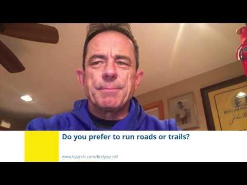 Ask Dave McGillivray: Do you prefer roads or trails?