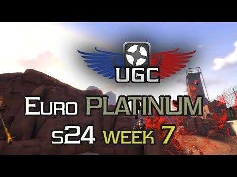 UGC EU HL S24 Plat W7: fiddle eSports vs. We are Finnish