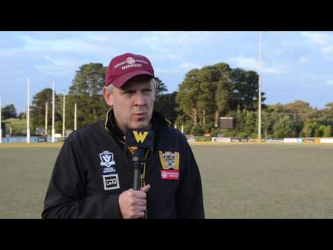 John Lamont: Round 7 Post Game