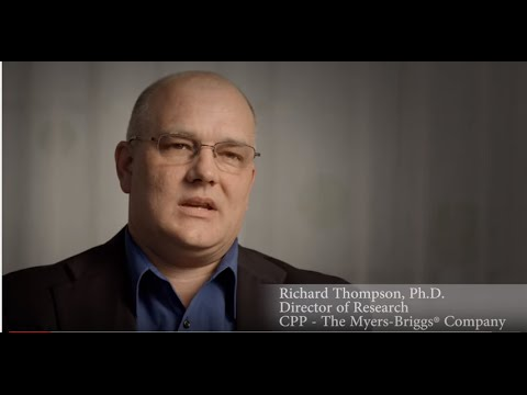 The MBTI Assessment and the Big 5 - An Exclusive View Inside the MBTI Assessment with Dr. Rich Thompson.