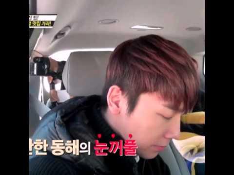 EunHae momentos(Parte 1)- GuestHouse SJM