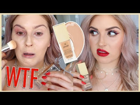 """FULLEST COVERAGE FOUNDATION EVER"""""""" ?? Jouer First Impression"""