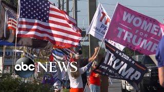 Voters in crucial battleground state of Florida speak on candidates | ABC News