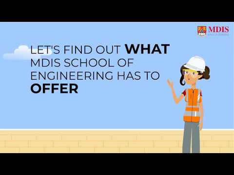 Why Study Engineering in MDIS