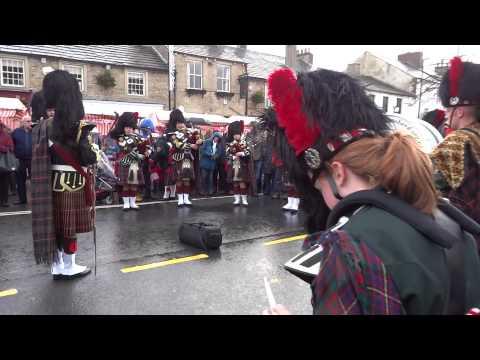 蘇格蘭風笛演奏Auld Lang Syne《友誼萬歲》