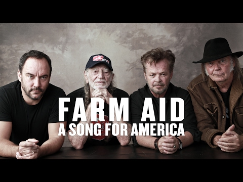 At Grammy Foundation® Gala, Farm Aid Founder Willie Nelson Announces 30th Anniversary Concert September 19