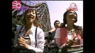 SNSD Funny Roller Coaster Ride
