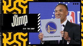 'No one in this #NBADraft is going to help the Golden State Warriors' - Kendrick Perkins   The Jump