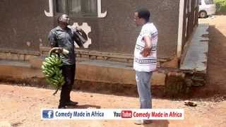Treasure hunt-comedy made in Africa
