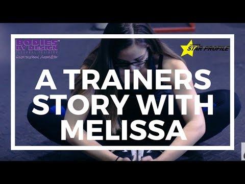 Melissa Personal Trainer Woodbridge Ontario