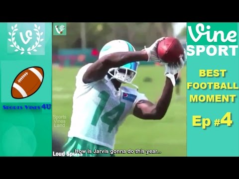 Best Football Vines of All Time Ep #4   Best Football Moments Compilation Poster