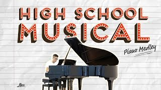 High School Musical Piano Medley - Lhu Wen Kai