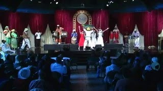 garifunamusic - Garifuna National Fokloric Ballet of Honduras Part 2