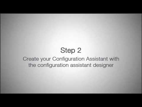 Configuration Assistant in EC-gfxProgram - Tutorial