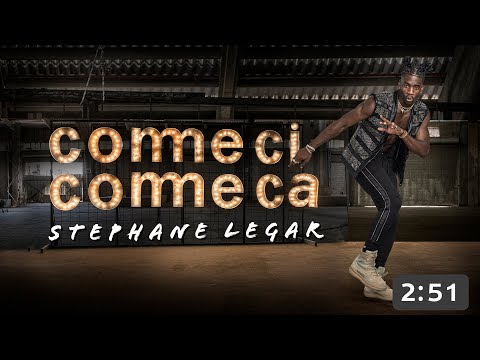 Stephane Legar - Comme Ci Comme ça (Music Video) | סטפן לגר - קומסי קומסה