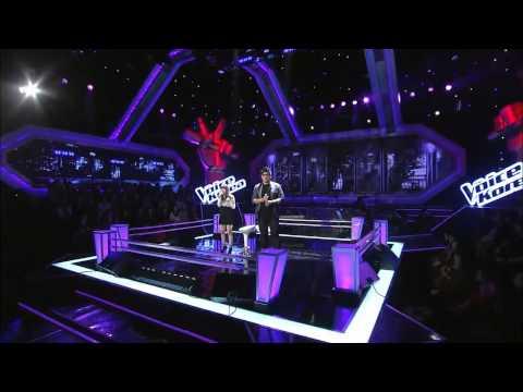 보이스코리아 시즌1 - [보이스코리_아장재호 vs 황예린]Duo battle @The Voice Korea_Ep.5