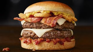 McDonald's Chef Crafted Double Bacon Smokehouse Burger Review
