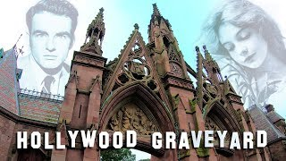 FAMOUS GRAVE TOUR - New York #1 (Lillian Gish, Montgomery Clift, etc.)