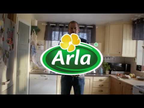 Arla Ko Naturell Yoghurt - Kort. Och gott!