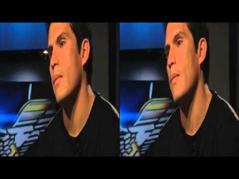 Intervista a Juan e Ledesma in 3D per Sky 3D ITALY
