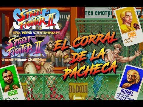Especial Street Fighter 30 Aniversario (3 de 5) El Corral de la Pacheca - [AVOP]