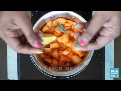 Apricot & Sage Jam Recipe