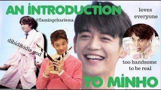 An Introduction to Choi Minho!
