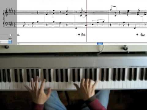 Ennio Morricone - Piano solo from