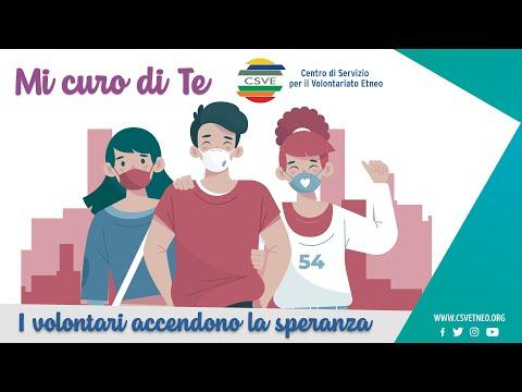 Progetto Mi Curo di te - Video Finale - Catania