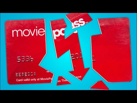 MoviePass is using you to ruin the movies