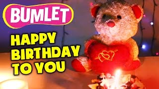 """Happy Birthday To You"" A Happy Birthday Nursery Rhyme 