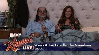 Emmy Winner Glenn Weiss & New Fiancée on Surprise Engagement