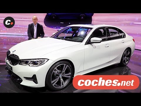 BMW Serie 3 2019 | Salón de París 2018 | Mondial de l'Auto | coches.net