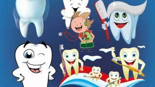 Canción Infantil Lávate los dientes.
