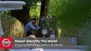 Cosa succede quando un picnic è disturbato dall'inquinamento acustico?