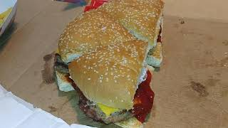 Pizza Burger - BURGER KING - LANÇAMENTO BK