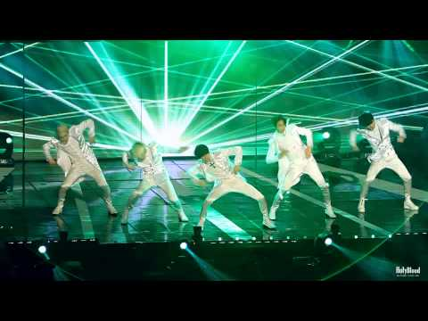 140123 서울가요대상 SHINee - Why So Serious+Everybody