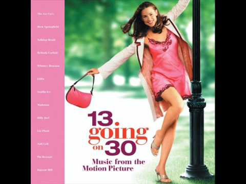 13 Going On 30 soundtrack 08. Madonna - Crazy For You