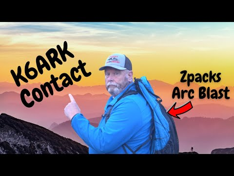 Testing the 2.7oz EFHW, Exercise, looking at Zpack's Arc Blast and the BRS 3000T Backpacking Stove!