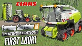 Farming Simulator 19 PLATINUM EDITION | First Look Gameplay
