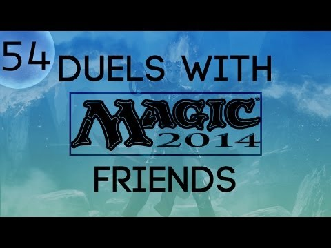 Let's Duel - Magic the Gathering DotP 2014 (Ep.54) (ft. AlpacaPatrol, Green9090 & Austin)