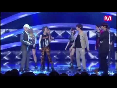 120712 MCD Encore Stage - Super Junior & f(x) [Full]