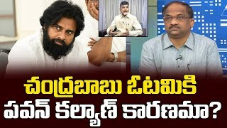 Prof K Nageshwar: Is Pawan Kalyan responsible for Chandrab..